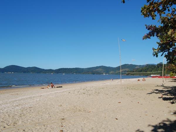 praia jabaquara paraty rio de janeiro brasil brazil beach