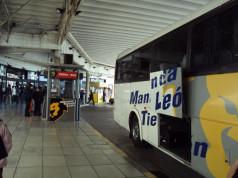 ônibus executivo Manuel Tienda Léon - Buenos Aires