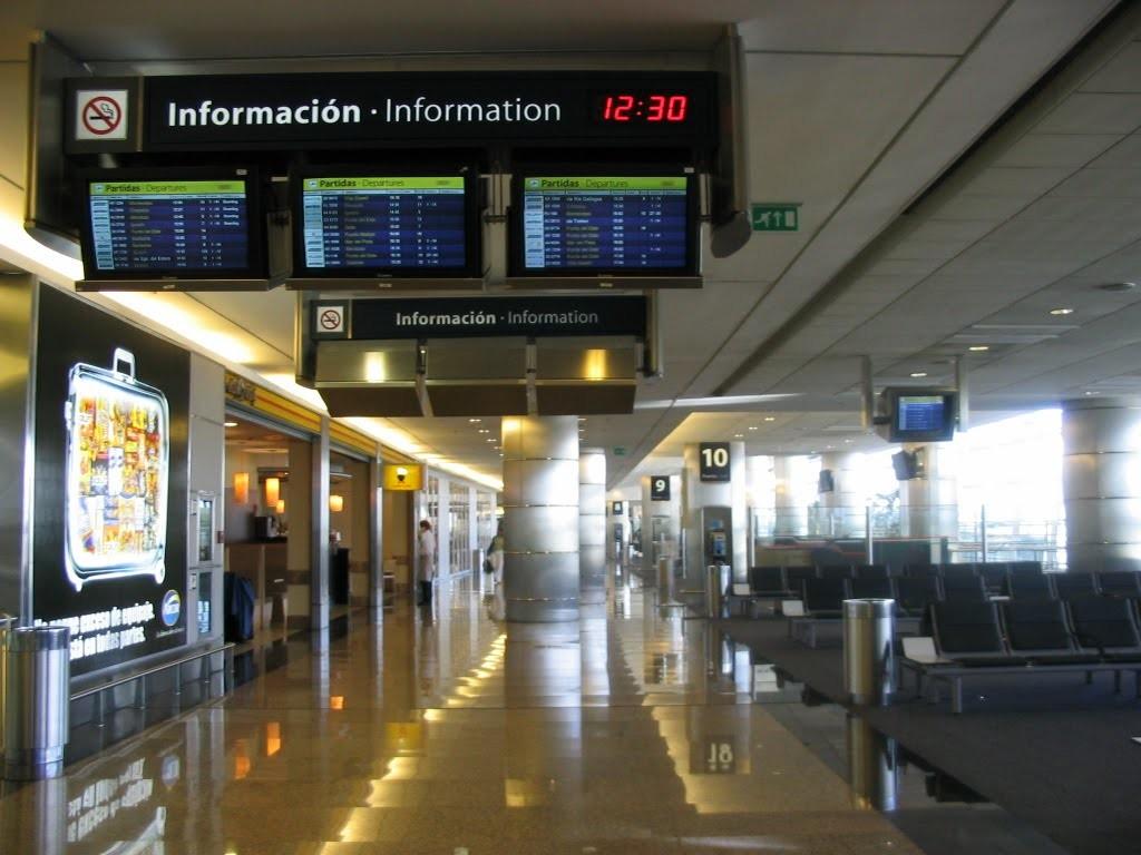 Aeroparque Jorge Newbery - Buenos Aires