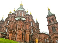 Igreja Uspenski Helsinque