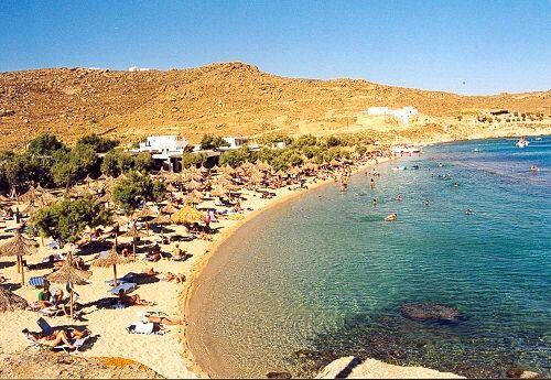Paradise Beach - Mykonos - Grécia