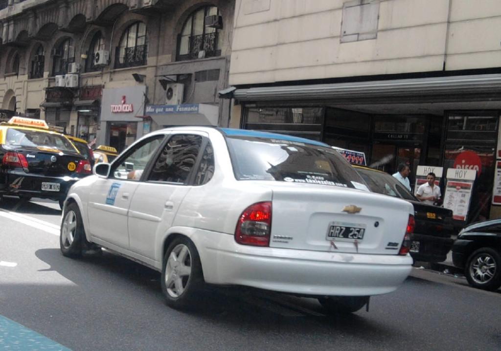taxi aeropuerto de ezeiza - Buenos Aires