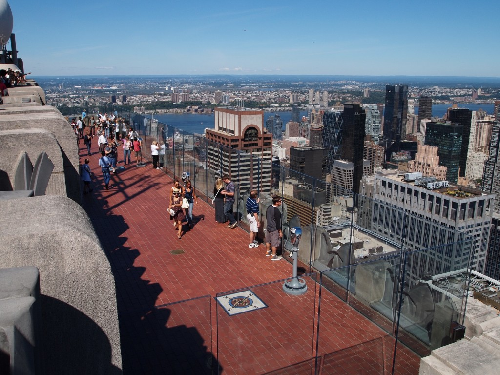 Top-of-the-Rock-Nova-York