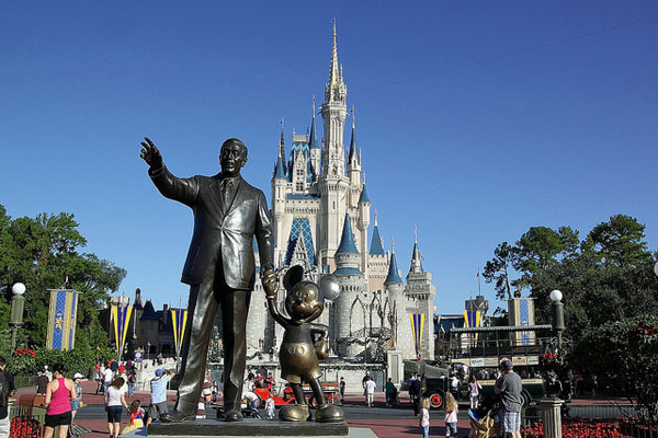 Walt-Disney-World-Orlando-Florida