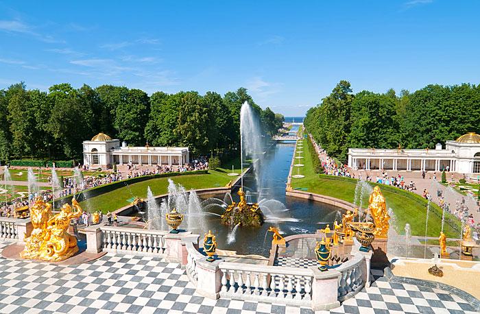 Palacio-Peterhof