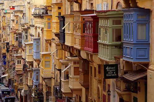 La-Valeta-malta-arquitetura
