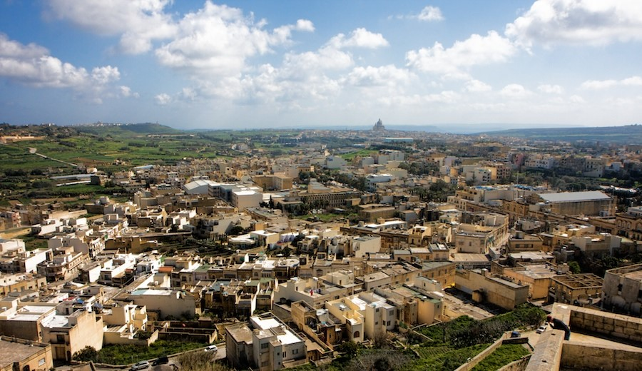 vista-da-cidadela-ilha-de-gozo-malta