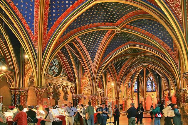 igreja-gotica-sainte-chapelle-paris