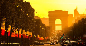 por-do-sol-champs-elysees-paris
