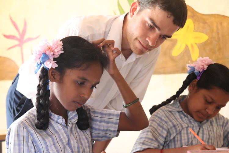 trabalho-voluntário-índia