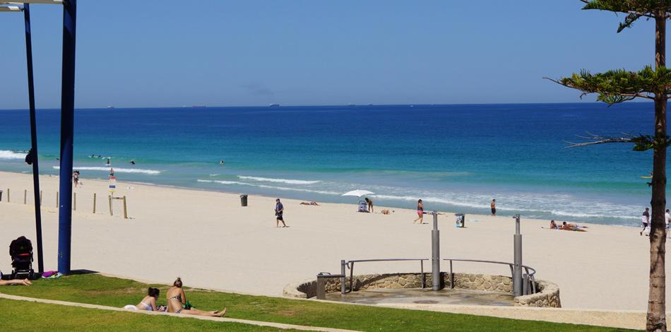 praia-Scarborough-Perth-Austrália