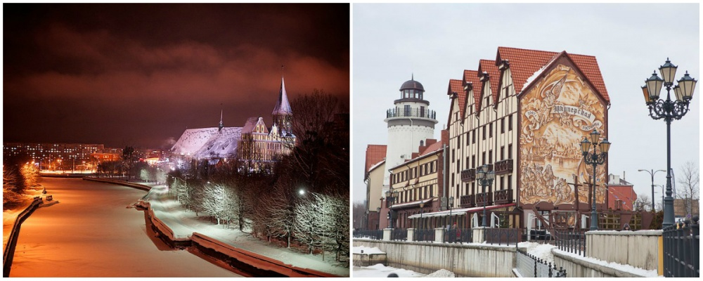 Kaliningrado Rússia 1