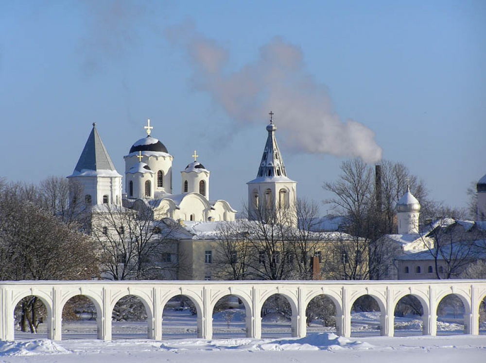 Veliky Novgorod Rússia