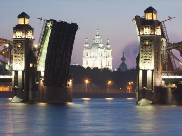 ponte Bolsheokhtinsky