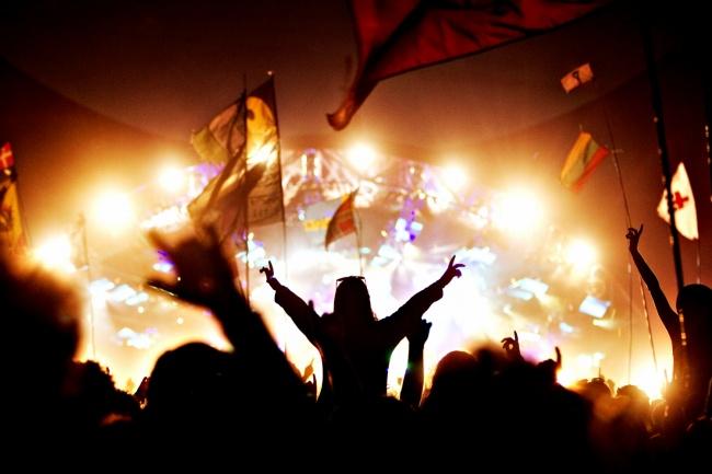 Roskilde Festival, na Dinamarc