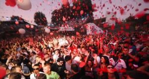 Exit Festival, na Sérvia