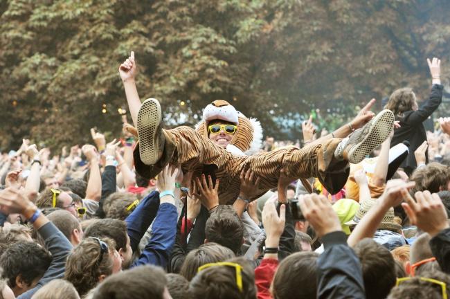 Eurockeennes Festival, França