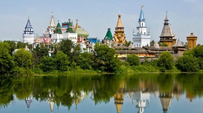 Parque Izmailovo Moscou Rússia