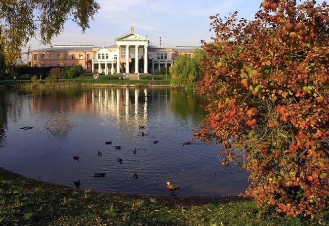 Jardim Botânico da Academia de Ciências de Moscou
