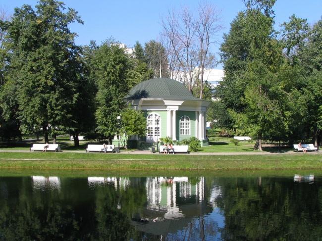 Parque Catherine, Moscou, Rússia