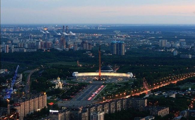 Victory Park e Poklonnaya Gora, Moscou, Rússia