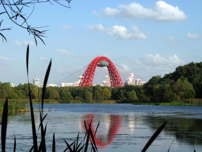Serebryany Bor, Moscou, Rússia