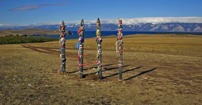 Cultura-xamã-na-ilha-Olkhon