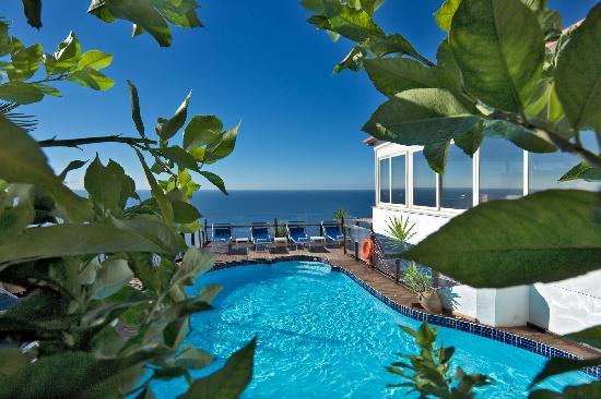 Hotel Eden Roc Suites, em Positano, Costa Amalfitana