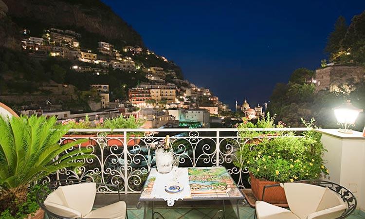 Hotel Royal Prisco, em Positano, Costa Amalfitana