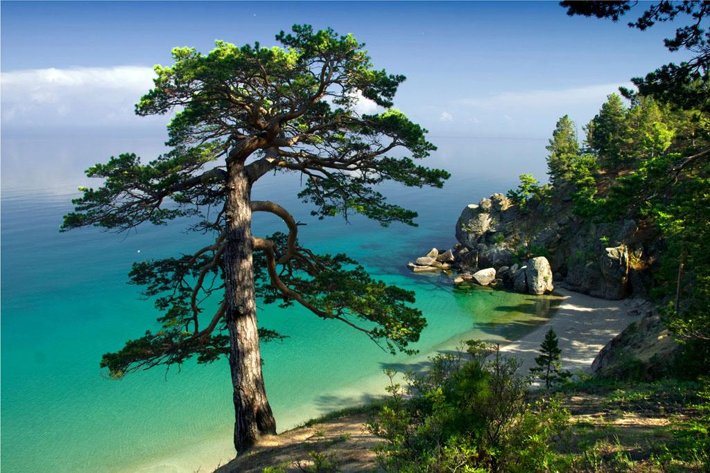 Lago Baikal, Rússia