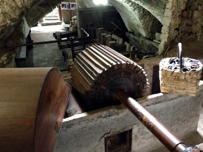 Museu da carta em Amalfi Itália