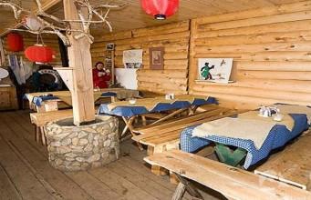 Pousada Nikita Bencharov's no Lago Baikal