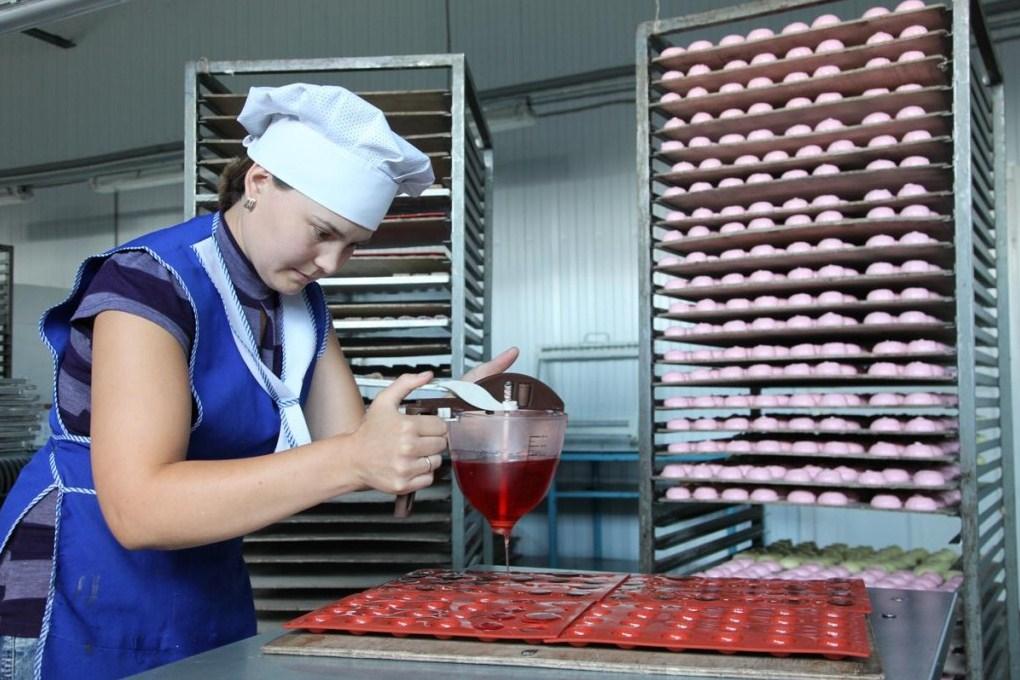 chocolates em São petersburgo Rússia