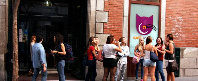 hostel em Madrid Espanha