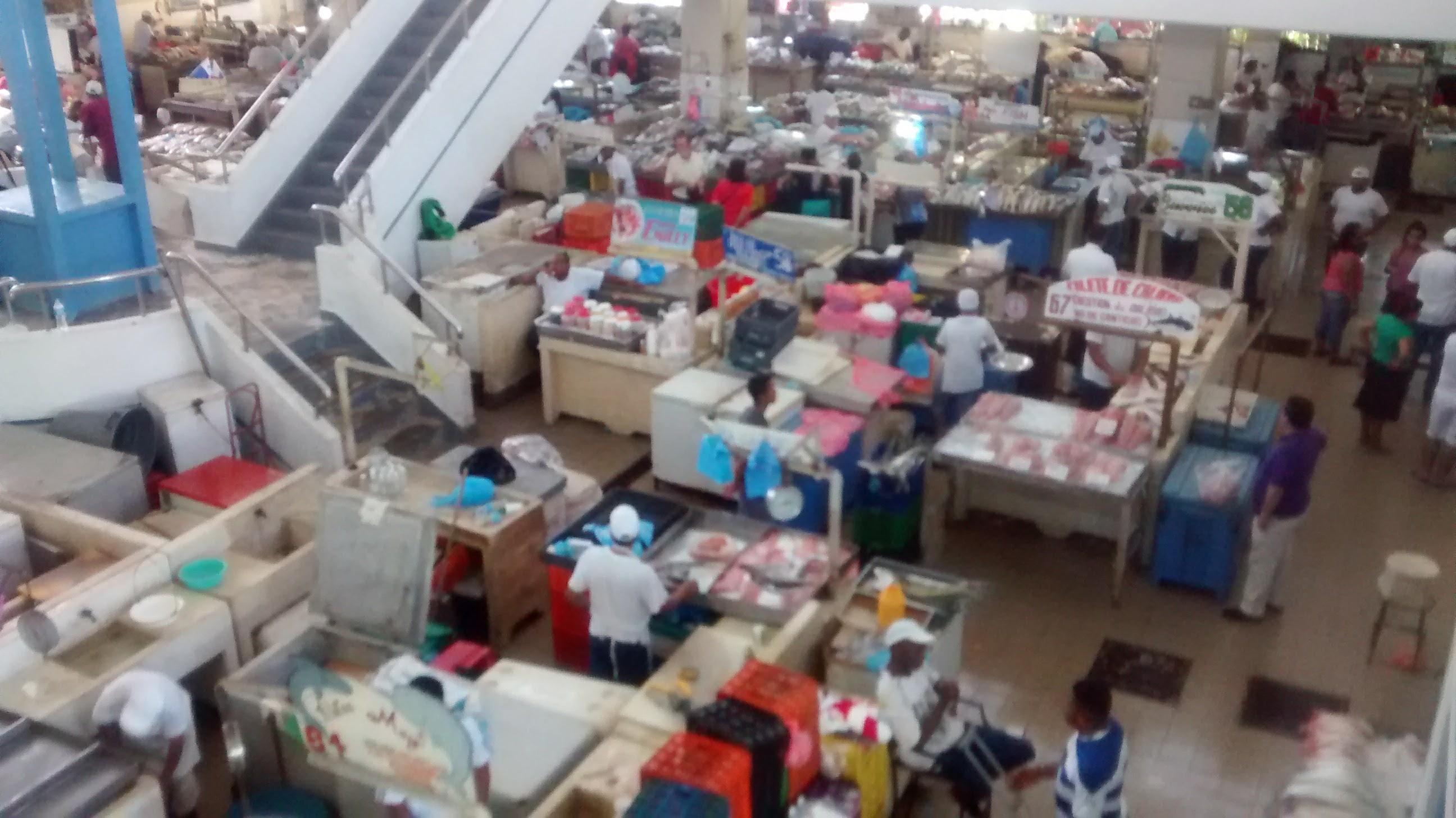 Mercado de Mariscos Panamá
