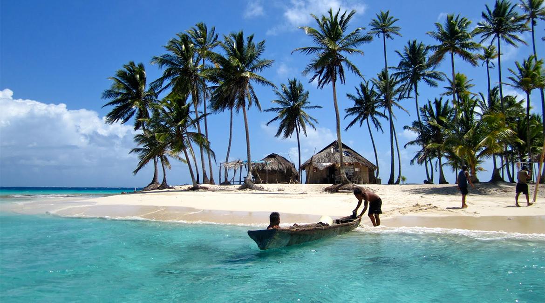 Ilha Cayuco San Blas